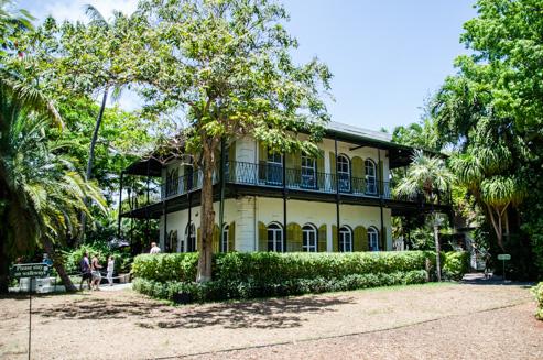Hemingway Haus Key West