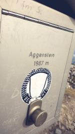 Tour über den Aggenstein